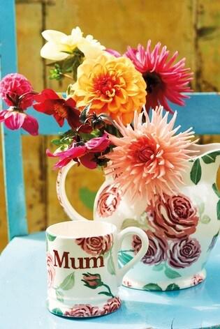 Emma Bridgewater Pink Rose Mum Mug