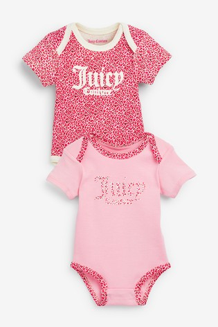 Juicy Couture Leopard Body Set