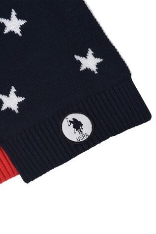 U.S. Polo Assn. Star Scarf