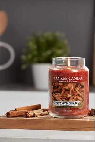 Yankee Candle Classic Large Cinnamon Stick Candle
