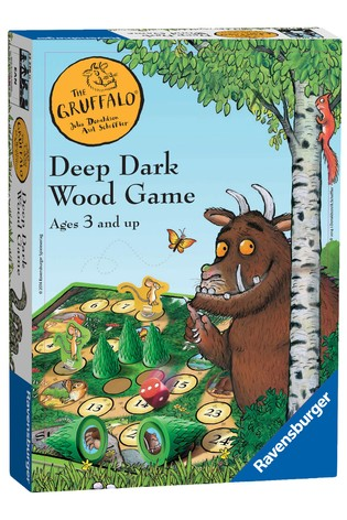 Ravensburger The Gruffalo Deep Dark Wood Game