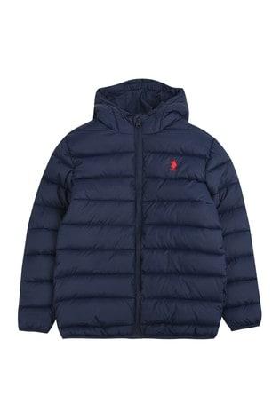 U.S. Polo Assn. Lightweight Padded Jacket