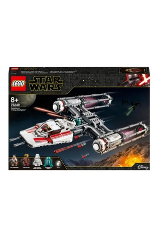 LEGO 75249 Star Wars Resistance Y Wing Starfighter