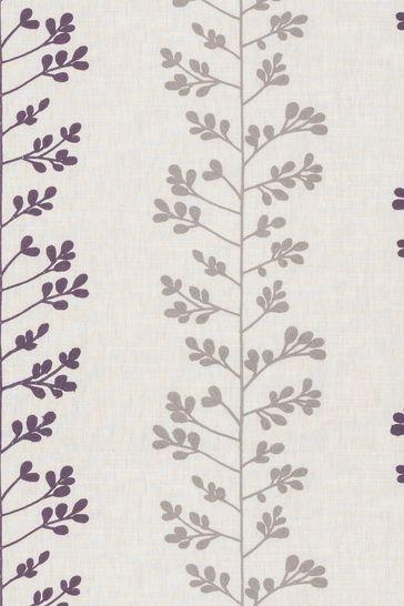 Berry Purple Georgia Made To Measure Curtains