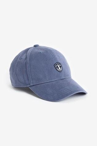 Blue Stag Cap