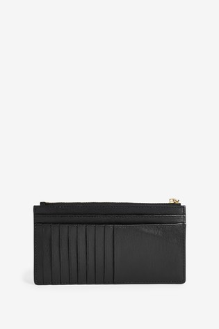 DKNY Bryant Leather Zip Top Purse