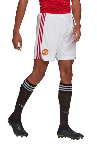 adidas Manchester United Home 20/21 Football Shorts