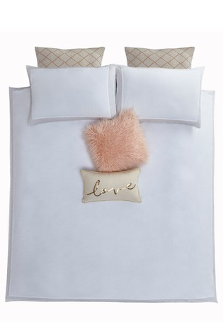 Tess Daly Amber Duvet Cover and Pillowcase Set