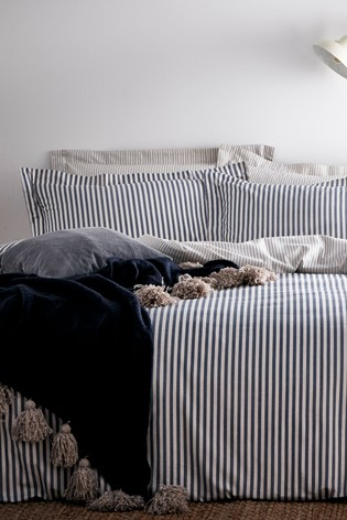 Hebden Duvet Cover and Pillowcase Set by Riva Home