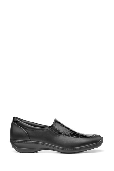 Hotter Calypso II Wide Fit Slip-On Trouser Shoes
