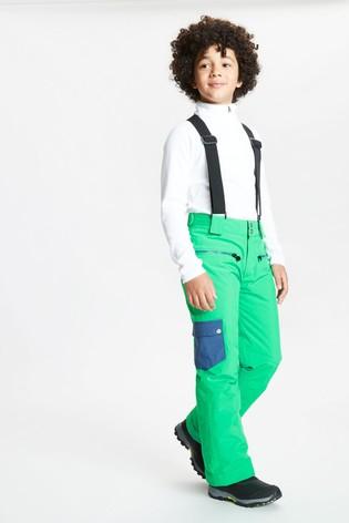Dare 2b Green Timeout II Waterproof Ski Pants