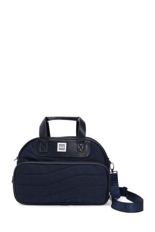BOSS Baby Navy Logo Changing Bag