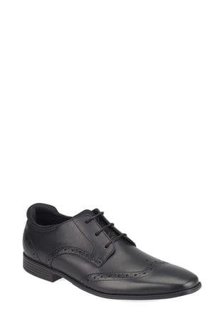 Start-Rite Black Tailor Shoes