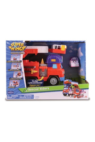 Super Wings Rescue Riders