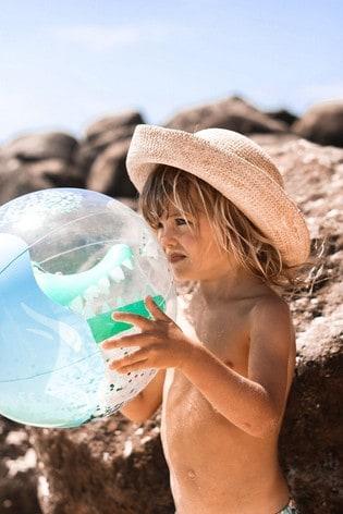 Multi Sunnylife Croc 3D Inflatable Beach Ball