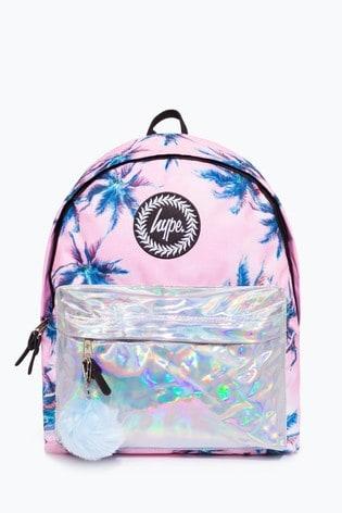 Hype. Holo Palms Backpack