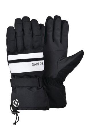 Dare 2b Black Hold On II Waterproof Gloves