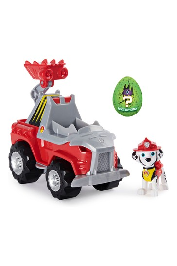 PAW Patrol Dino Rescue DLX Vehicles Marshall Toy