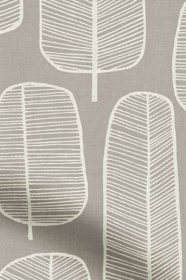 Little Trees Kernel Natural Made To Measure Roman Blind by MissPrint