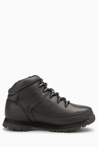 Timberland® Black Euro Sprint Boot