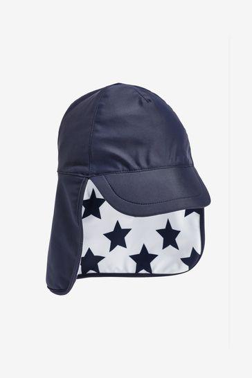Navy Legionnaire's Hat (3mths-10yrs)