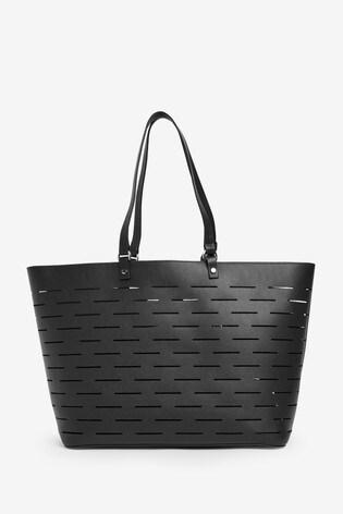HUGO Black Chelsea Shopper Bag