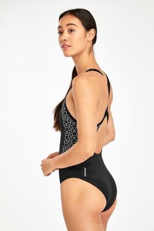 Speedo® Boomstar Splice Flyback Swimsuit