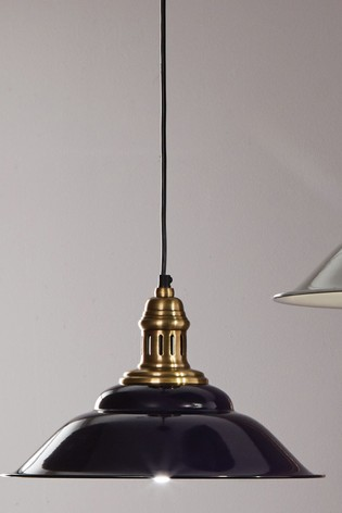 Macchiato Metal Cafe Pendant by Pacific