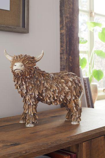 Hamish The Highland Cow