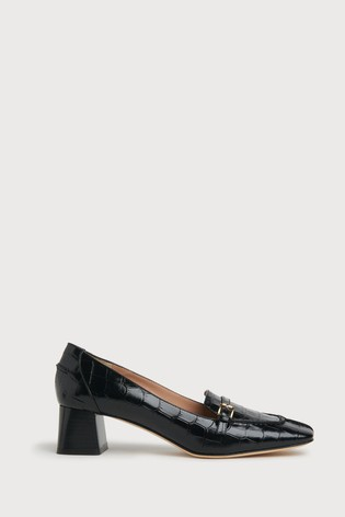 L.K.Bennett Black Felicity Courts With Buckle Detail
