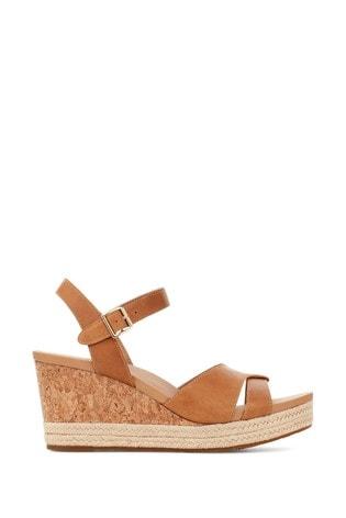 UGG® Cloverdale Wedge Sandals