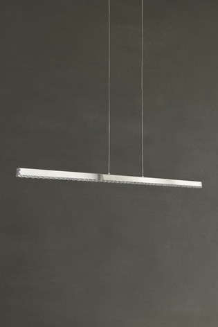 Cluster LED Bar Pendant by Searchlight