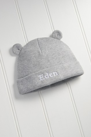 Personalised Bear Hat