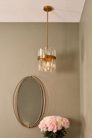 Libra Crystal Pendant Light