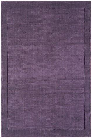 Asiatic Rugs Purple York Lustre Rug