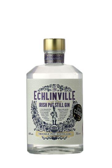The Echlinville Irish Pot Still Gin 50cl Single by Le Bon Vin
