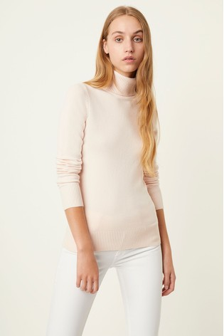 French Connection Pink Jumper