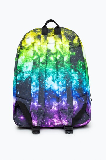 Hype. Rainbow Space Backpack