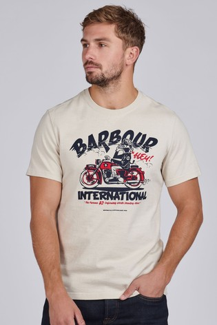 Barbour® International Legendary A7 Graphic T-Shirt