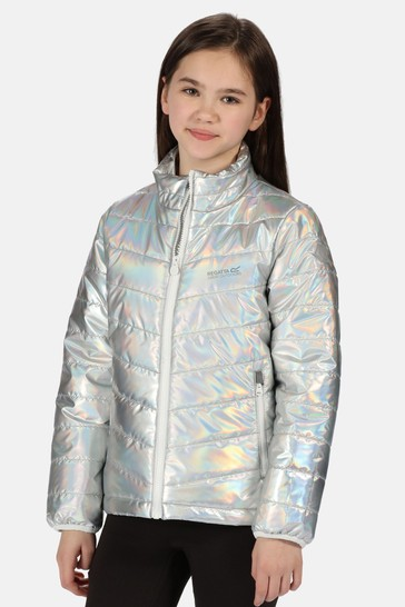 Regatta Silver Junior Freezeway Ii Insulated Jacket