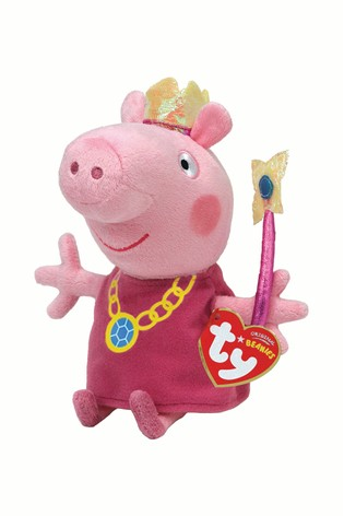 Ty Peppa Pig™ Princess Beanie 15cm