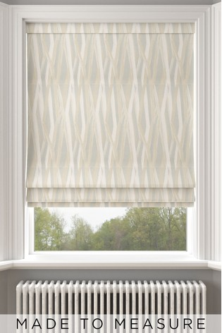 Ayers Sage Green Made To Measure Roman Blind