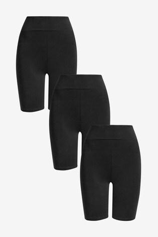 River Island Black Multipack Shorts