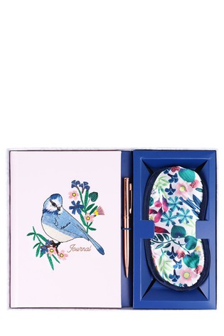 Paperchase Birds Journal And Pen Gift Set
