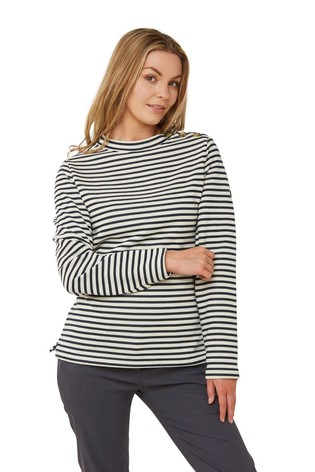 Craghoppers Blue Balmoral Crew Neck Sweater