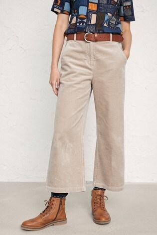 Seasalt Grey Birch Asphodel Trousers