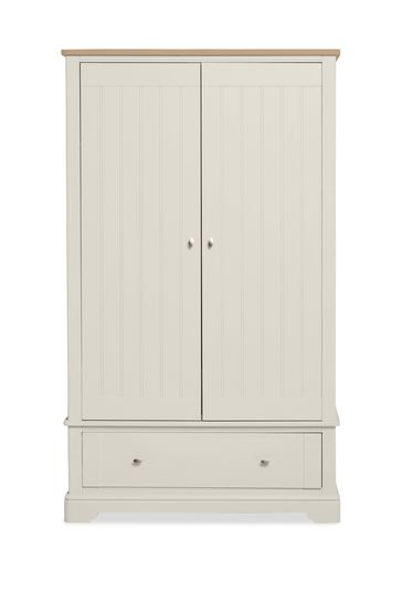 Hampton Double Wardrobe
