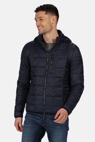 Regatta Blue Danar Baffle Jacket