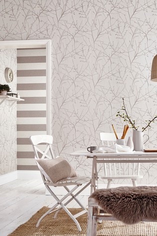 Superfresco Easy Innocence Wallpaper by Art For The Home
