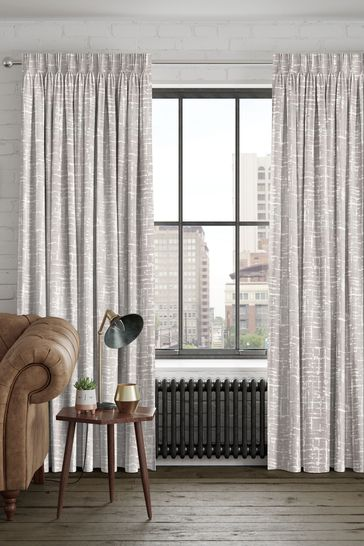 Imperial Pewter Grey Made To Measure Curtains